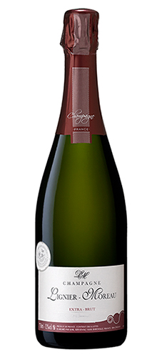 Champagne Extra-brut - Champagne Lignier Moreau